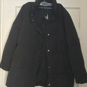 🌉🌉Banana Republic Top Coat for Men...Size XL-